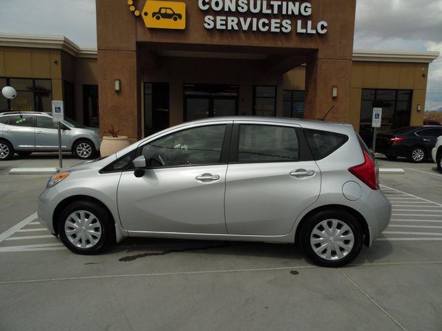 2016 Nissan Versa Note SV Bullhead City, Arizona 3