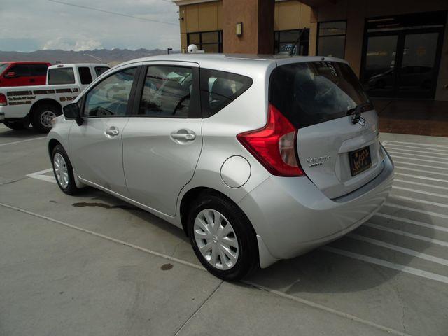 2016 Nissan Versa Note SV Bullhead City, Arizona 4