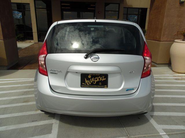 2016 Nissan Versa Note SV Bullhead City, Arizona 5