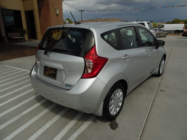 2016 Nissan Versa Note SV Bullhead City, Arizona 6