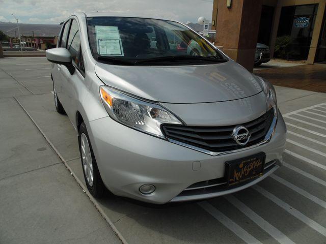 2016 Nissan Versa Note SV Bullhead City, Arizona 9