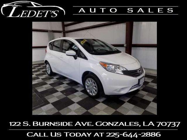 2016 Nissan Versa Note SV - Ledet's Auto Sales Gonzales_state_zip in Gonzales Louisiana