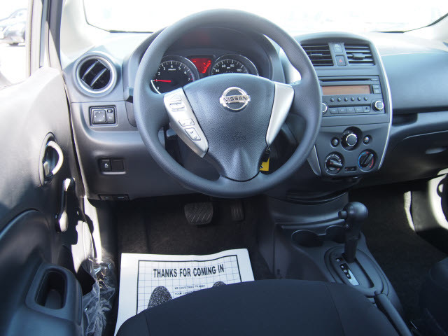 2016 Nissan Versa Note S Plus Harrison, Arkansas 4