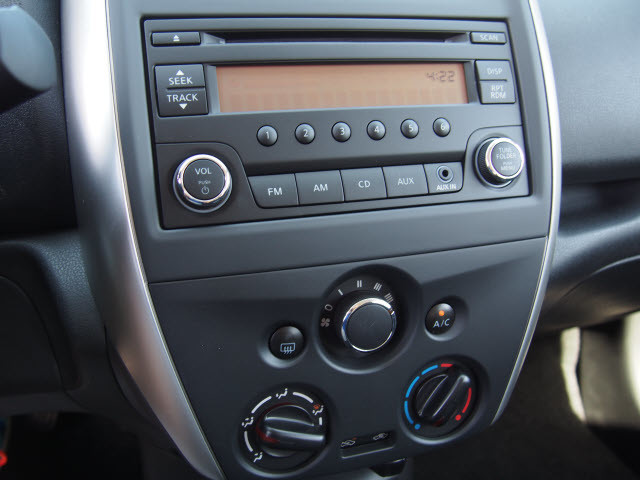 2016 Nissan Versa Note S Plus Harrison, Arkansas 8