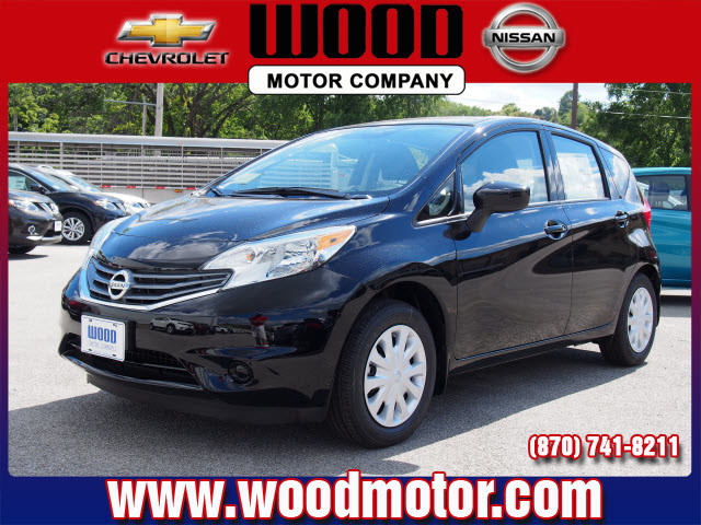 2016 Nissan Versa Note SV Harrison, Arkansas 0