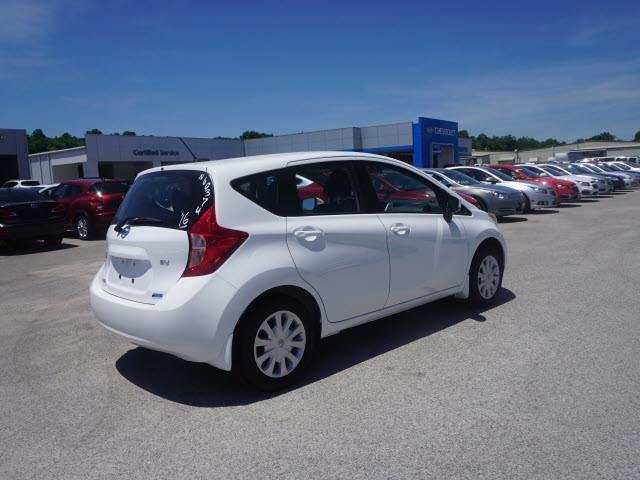 2016 Nissan Versa Note SV Harrison, Arkansas 2