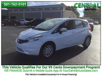 2016 Nissan VERSA NOTE  | Hot Springs, AR | Central Auto Sales in Hot Springs AR