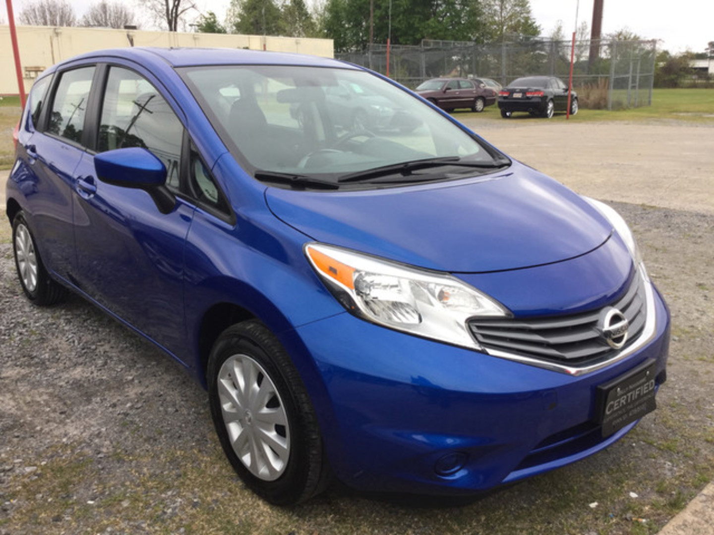 2016 nissan versa note sl city louisiana billy navarre certified. Black Bedroom Furniture Sets. Home Design Ideas