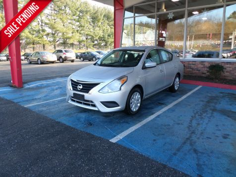 2016 Nissan Versa SV in WATERBURY, CT