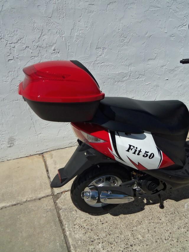 2017 Riya Fit 50 Scooter Daytona Beach, FL 5