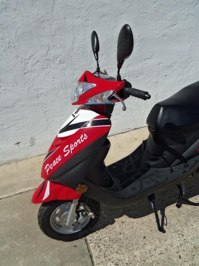 2017 Riya Fit 50 Scooter Daytona Beach, FL 6