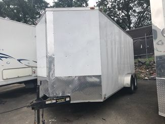 2016 Performance Trailer 7 x 16 Enclosed  - John Gibson Auto Sales Hot Springs in Hot Springs Arkansas