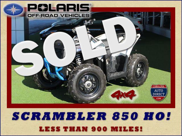 2016 Polaris Scrambler 850 HO Mooresville , NC 0