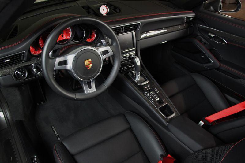 2016 Porsche 911 Turbo Cabriolet in Carrollton, TX