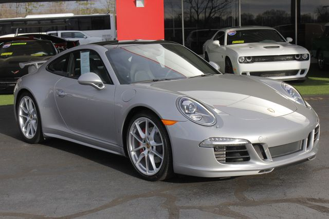 2016 Porsche 911 Carrera 4S AWD -  MSRP $139,315! Mooresville , NC 25