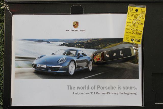 2016 Porsche 911 Carrera 4S AWD -  MSRP $139,315! Mooresville , NC 21