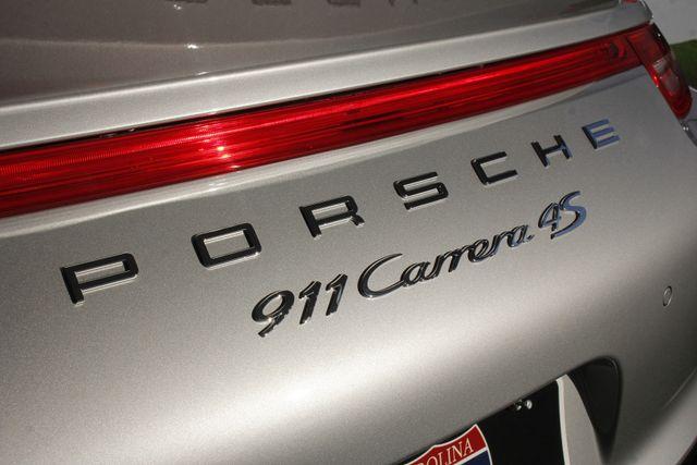 2016 Porsche 911 Carrera 4S AWD -  MSRP $139,315! Mooresville , NC 29