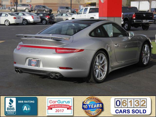 2016 Porsche 911 Carrera 4S AWD -  MSRP $139,315! Mooresville , NC 2