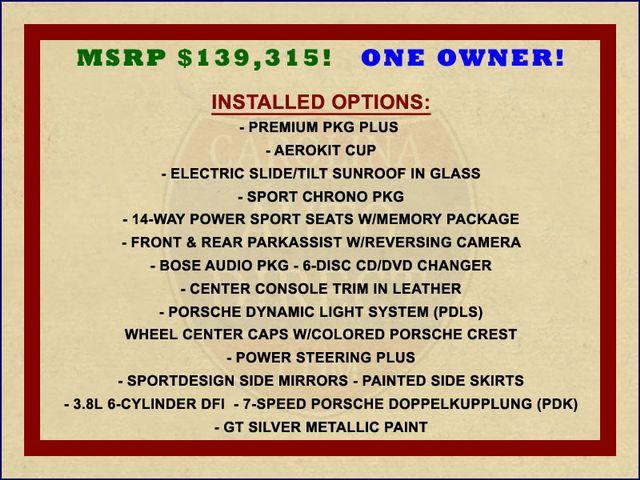 2016 Porsche 911 Carrera 4S AWD -  MSRP $139,315! Mooresville , NC 1