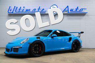 2016 Porsche 911 GT3 RS Orlando, FL