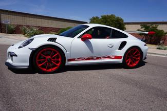 2016 Porsche 911 GT3 RS Scottsdale, Arizona 4