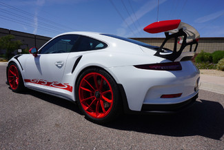 2016 Porsche 911 GT3 RS Scottsdale, Arizona 7