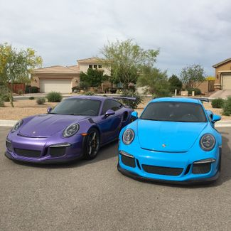 2016 Porsche 911 GT3 RS Scottsdale, Arizona 10