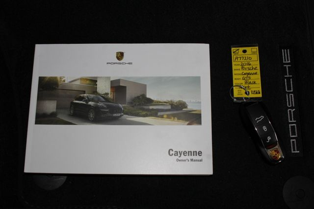 2016 Porsche Cayenne GTS AWD - PREMIUM PKG PLUS! Mooresville , NC 19