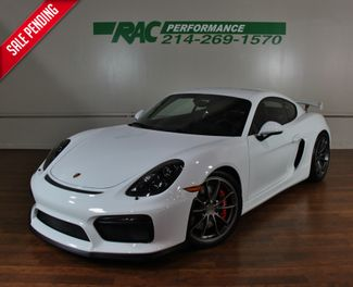 2016 Porsche Cayman in Carrollton TX