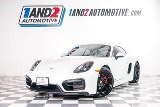 2016 Porsche Cayman GTS in Dallas TX