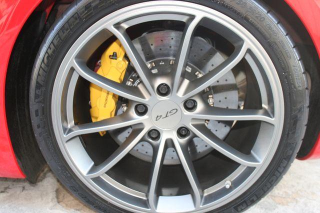 2016 Porsche Cayman GT4 Houston, Texas 17
