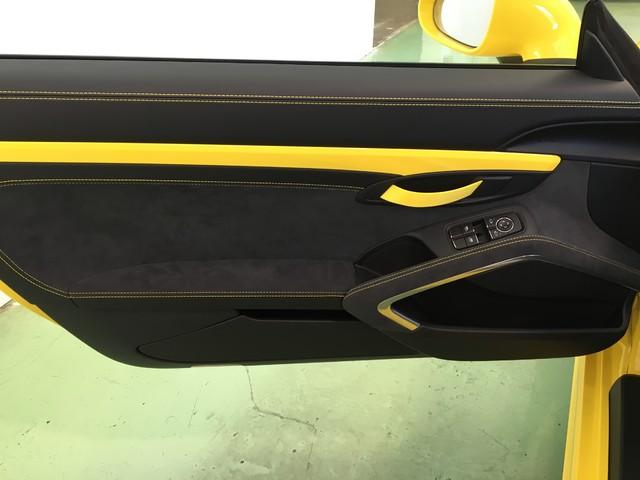 2016 Porsche Cayman GT4 Longwood, FL 12