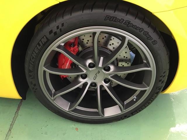 2016 Porsche Cayman GT4 Longwood, FL 26