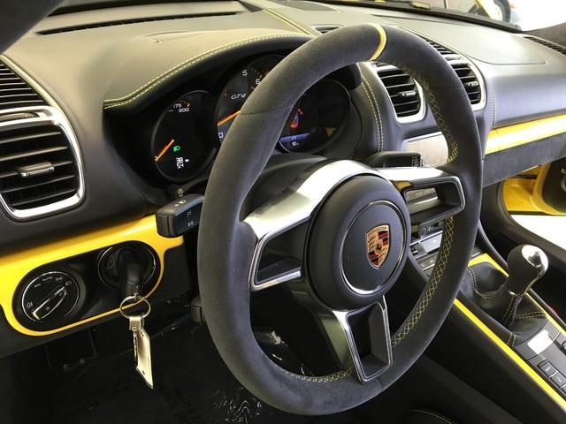 2016 Porsche Cayman GT4 Longwood, FL 32