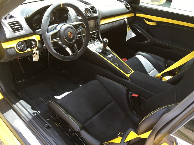 2016 Porsche Cayman GT4 Longwood, FL 39