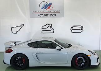 2016 Porsche Cayman GT4 Longwood, FL