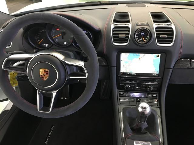 2016 Porsche Cayman GT4 Longwood, FL 16