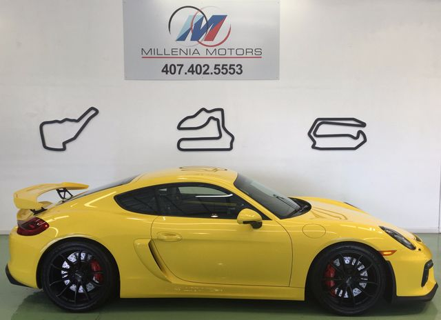 2016 Porsche Cayman GT4 Longwood, FL 0