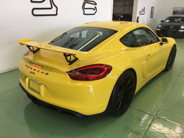 2016 Porsche Cayman GT4 Longwood, FL 10