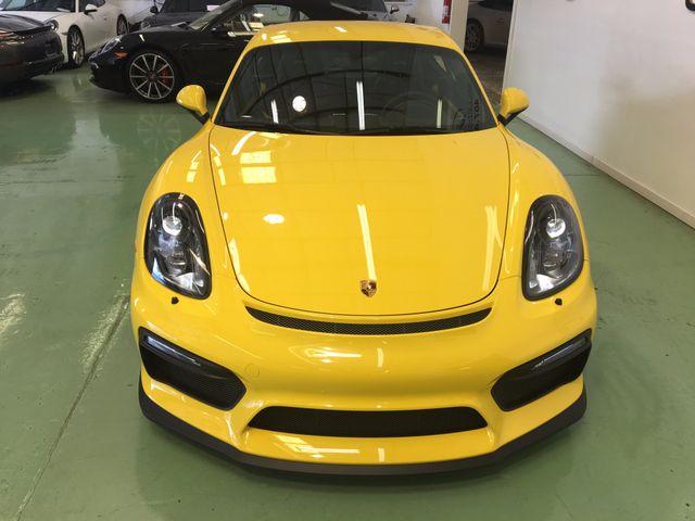 2016 Porsche Cayman GT4 Longwood, FL 3