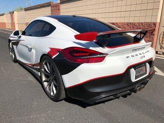 2016 Porsche Cayman GT4 Scottsdale, Arizona 10
