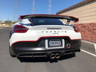 2016 Porsche Cayman GT4 Scottsdale, Arizona 12