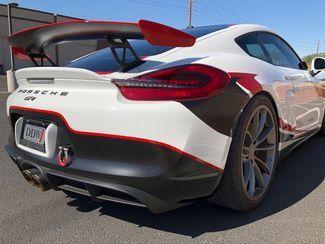 2016 Porsche Cayman GT4 Scottsdale, Arizona 14