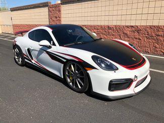 2016 Porsche Cayman GT4 Scottsdale, Arizona 19