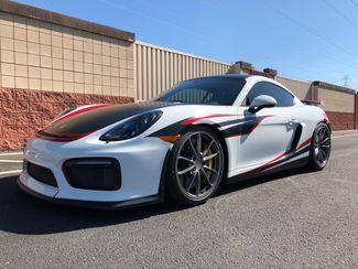 2016 Porsche Cayman GT4 Scottsdale, Arizona 4
