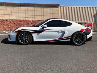 2016 Porsche Cayman GT4 Scottsdale, Arizona 6