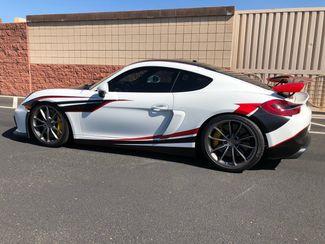 2016 Porsche Cayman GT4 Scottsdale, Arizona 7