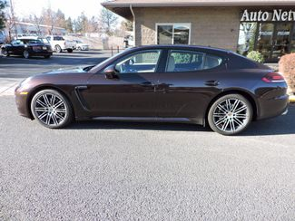 2016 Porsche Panamera 4 Edition AWD ONLY 4K Miles! Bend, Oregon 1