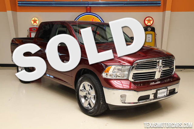 2016 Ram 1500 Lone Star This Carfax 1-Owner 2016 Ram 1500 Lone Star EcoDiesel is in like new facto