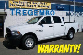 2016 Ram 1500 4x4 HEMI Crew Cab Bentleyville, Pennsylvania 1